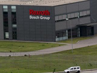 Nemţii de la Bosch Rexroth, care fabrică echipamente pentru industrie, au angajat peste 600 de oameni la Blaj