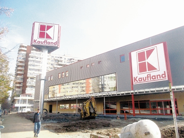 Kaufland a deschis un hipermarket la Oradea şi a ajuns la 91 de magazine