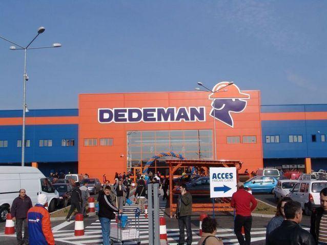 Dedeman a investit 13 mil. euro la Sibiu şi duce reţeaua la 40 de magazine în 2014