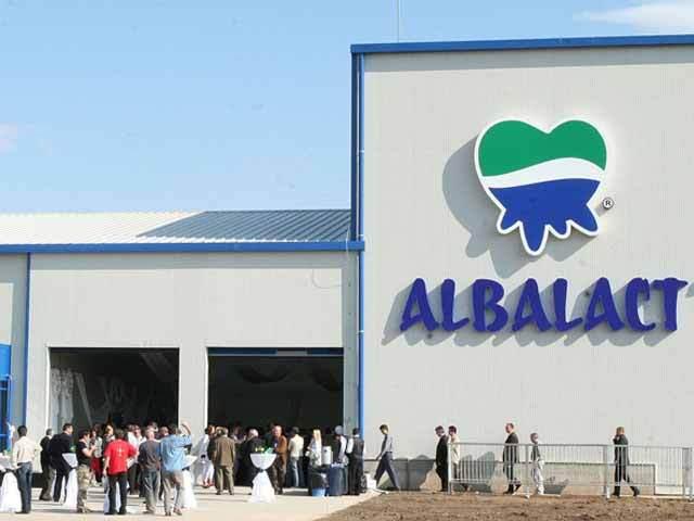 Albalact se apropie de ţinta de 100 mil. euro, după un plus de 10% al afacerilor în primul trimestru