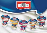 Müller a intrat pe segmentul caşcavalului şi vrea 3% cotă de piaţă până la finalul anului