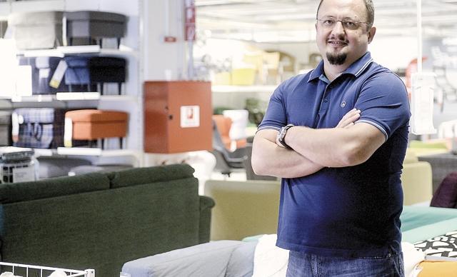 Alexandru Rusu, IKEA: Online-ul are capacitate de creştere mai mare decât offline-ul pentru că se adresează unui public mult mai mare