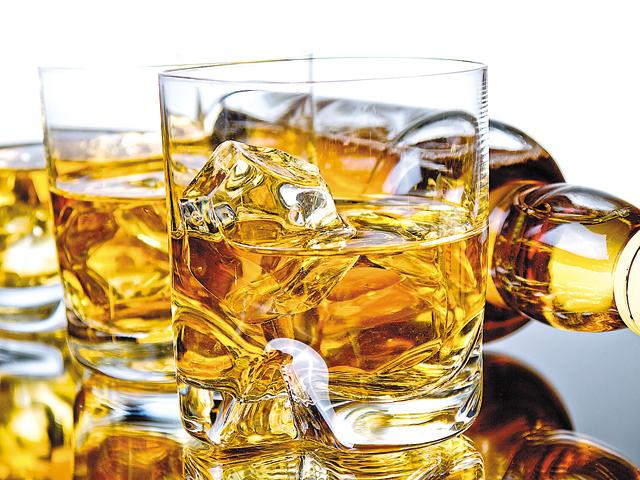băuturi spirtoase