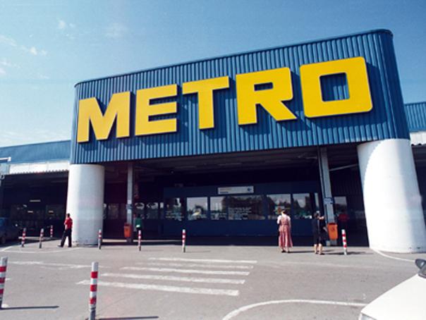 Cu 10% mai puţini angajaţi, Metro a avut v�nzări de 909 milioane euro �n anul fiscal(...)