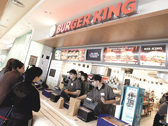 Planurile Burger King pentru România la a doua încercare: 30 de restaurante în patru ani şi investiţii de zeci de milioane de euro