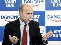 Danone: Creşterea businessului va veni din avansul pieţei de iaurturi şi nu dintr-o strategie de câştigare de cotă de piaţă. Avem deja 50%