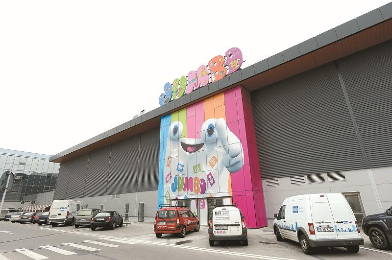 Harta Expansiunii Jumbo Retailerul De Jucării Desenează Primele