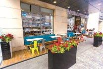 Cum merge businessul după corporatişti. Proprietarul bistro-urilor Boutique du Pain aşază un restaurant cu 400 de locuri la parterul proiectului The Bridge