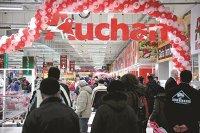 Auchan: Studiem opţiuni de extindere a suprafeţelor logistice