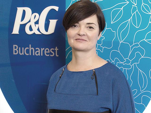 Elena Kudryashova, P&G România: Salariile mai mari şi mediul deflaţionist vor aduce creşteri ale consumului. Marii retaileri vor continua să deschidă magazine, dar vedem cum creşte şi e-commerce-ul