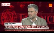 ZF Live. Ce vinuri de 5 stele poţi să deguşti la festivalul Ro-Wine din acest weekend? Care sunt vinurile preferate ale lui Liviu Popescu, patronului Fratelli?