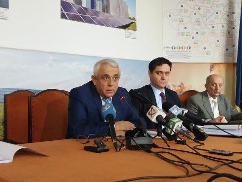 Ministerul Agriculturii a repus în funcţiune sistemul de irigatii Sadova Corabia, care acoperă 71.775 hectare de teren de pe raza judeţelor Dolj şi Olt