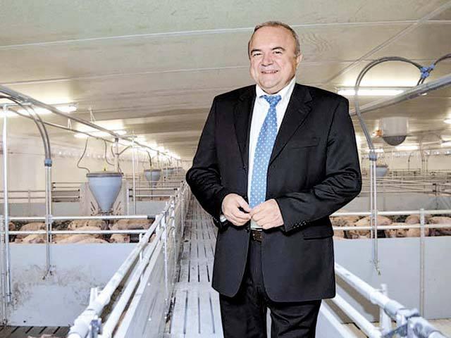 Iosif Pazuric, Nutrientul: Investim în creşterea fermelor de reproducţie. Preţurile la purcei în străinătate au ajuns la maxim istoric