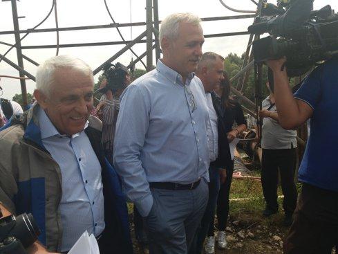 """Liviu Dragnea, ironic la adresa traderilor de cereale şi a băncilor """"abonate"""" la raportat pierderi: """"Fac profit în toate ţările, numai în România au găsit şefi de companii care sunt slabi şi care nu reuşesc să facă profit"""""""