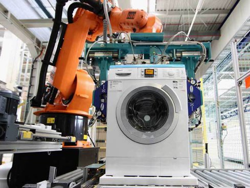 Grupul german Bosch ar putea construi o fabrică de maşini de spălat la Simeria, în judeţul Hunedoara