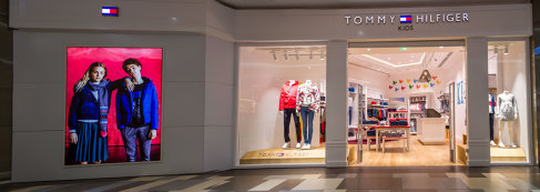 Brandul Tommy Hilfiger Kids deschide un magazin în Bucureşti Mall Vitan