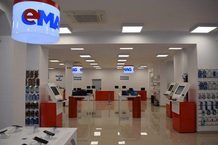 eMAG deschide la Timişoara cel mai mare showroom din provincie şi continuă extinderea în offline