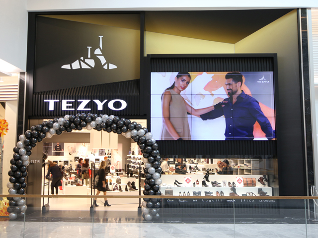 Grupul Otter Distribution a deschis cel de-al treilea magazin Tezyo de pe pieţele externe şi al doilea din Cehia
