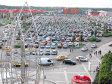 Crăciunul din octombrie. Cozile din hipermarketuri, stiva de mărfuri din magazinele de electrocasnice şi parcările pline ale mallurilor, imaginea care aminteşte de 2008