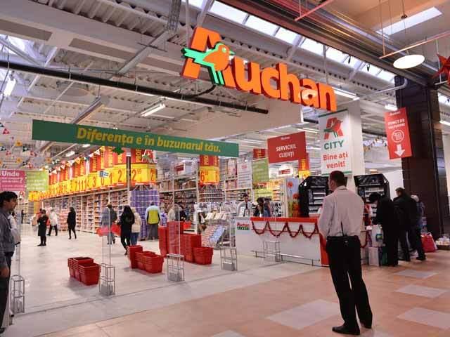 Auchan: Salariul net al angajaţilor noştri va fi cel puţin la fel de mare ca înainte de modificările legislative