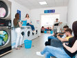 Spălătoriile de haine self-service Easywash estimează afaceri de 100.000 de euro