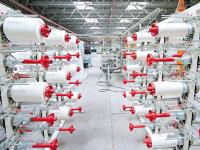 Industria textilă în ultimul deceniu: au dispărut 135.000 de locuri de muncă, dar salariul a crescut cu 150%
