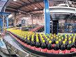 Îmbuteliatorul Coca-Cola, la un pas de a atinge vânzările din 2008 după un plus de 6% anul trecut