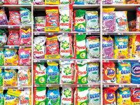 """Brandurile Ariel, Tide, Dero şi Persil """"curăţă"""" circa 85% din  piaţa de 285 mil. euro de detergent"""