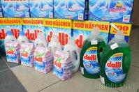 Grupul german Dalli, cel mai mare producător de detergent din România, intră pe segmentul de distribuţie