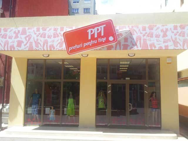 Retailerul român de modă PPT Preţuri Pentru Tine vrea să menţină ritmul de dezvoltare la peste 10% pe an şi să dubleze suprafaţa de vânzare din Bulgaria