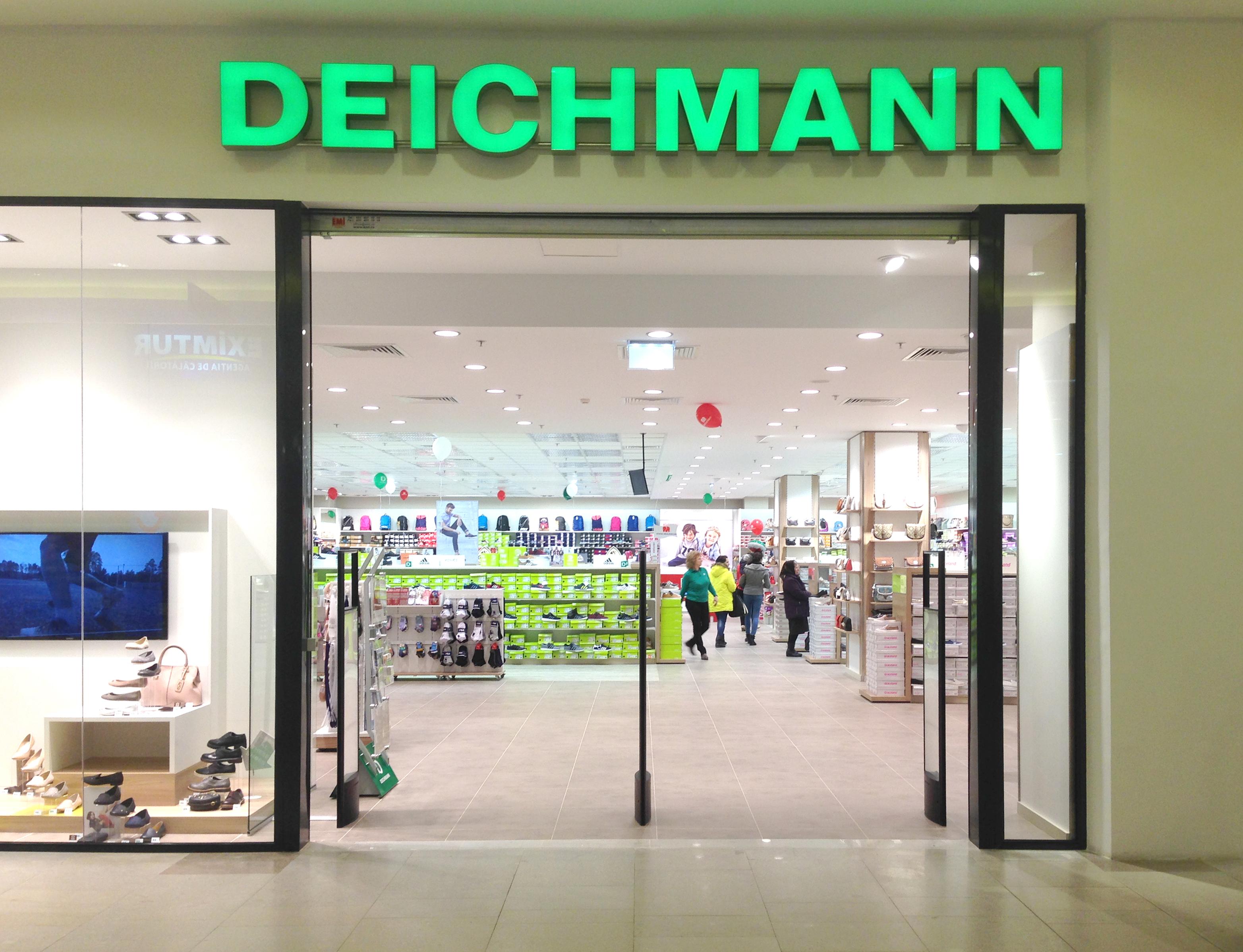 Retailerul german Deichmann a vândut 3,4 milioane de perechi de pantofi în România anul trecut şi a ajuns la afaceri de 414 mil.lei, în creştere cu 9%