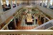 Grupul City Grill a investit 300.000 euro în reamenajarea interiorului restaurantului Pescăruş, cel mai mare restaurant al reţelei
