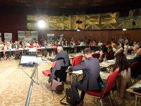 """Summitul Mediafax """"Fermierii României"""" 2018. Previziuni pentru anul agricol 2018: recoltarea a debutat într-un timp record, producţia va fi net superioară celei de anul trecut, dar preţurile la cereale vor creşte după recoltare"""