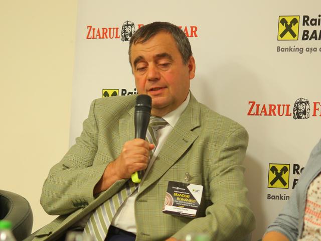 Conferinţa ZF Branduri româneşti, Iaşi. Corneliu Enache, proprietarul fabricii de pungi de hârtie Barleta: Când am început businessul, făina se ambala în pungi netipărite pe care se scria cu pixul