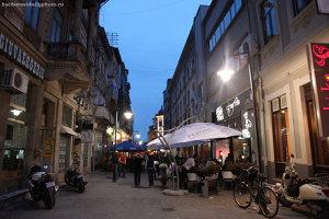 Harta restaurantelor, barurilor şi cafenelelor din Bucureşti: şase zone, 200 de localuri cu afaceri de 90 mil. euro