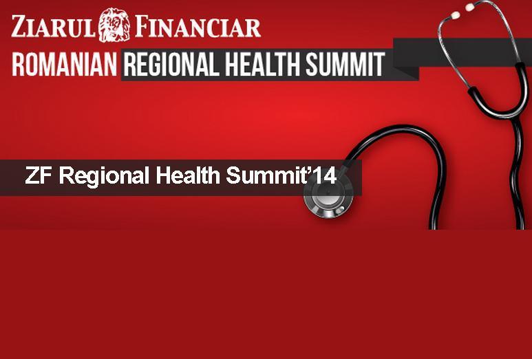 ZF Regional Health Summit, locul de întâlnire al specialiştilor din sănătate