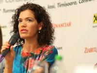 """Conferinţa ZF Branduri româneşti, Iaşi. Patricia Fiterman, CEO al Fiterman Pharma: """"Construirea unui brand nu se opreşte niciodată, la fel precum creşterea unui copil"""""""