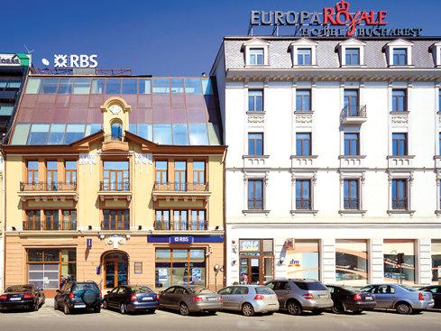 """Hotelul Europa Royale din Bucureşti: În T1, turiştii străini s-au cazat  în medie două nopţi. """"Rezultatele din primul trimestru nu au fost conform estimărilor noastre. Am reuşit să creştem cu doar 2%."""""""
