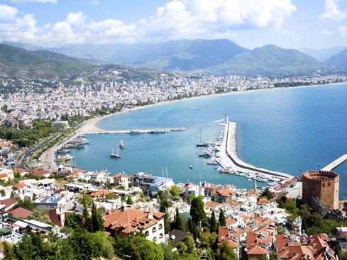 Antalya, regiunea care aduce 40% din încasările din turism ale Turciei, a avut anul trecut buget de promovare cât cel al României