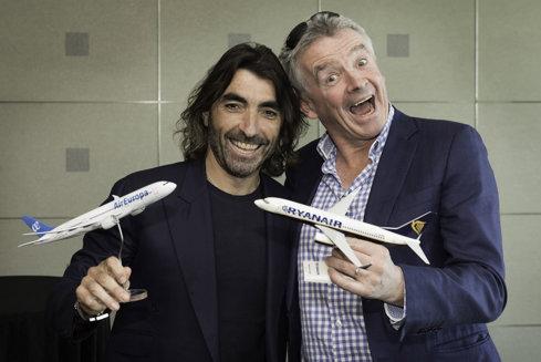Ryanair face primul pas către zborurile transatlantice: clienţii pot rezerva bilete către Mexic, Cuba sau SUA printr-un parteneriat făcut de companie