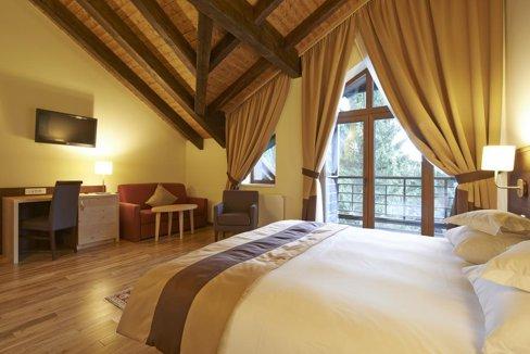 Copos a finalizat renovarea hotelului Bradul din Poiana Braşov, o investiţie de 1,5 milioane de euro