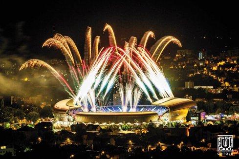 Peste 300.000 de persoane ajung la Cluj la festivalul Untold. Hotelurile, grad de ocupare de peste 90%