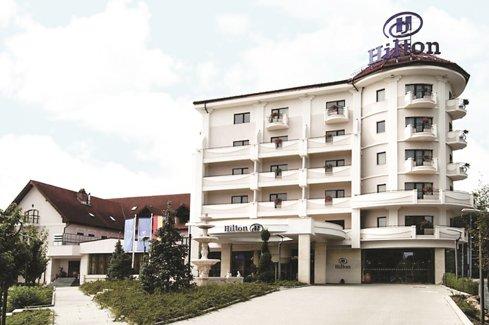 """Hotelul de cinci stele Hilton Sibiu, grad de ocupare mediu de 70% şi afaceri mai mari cu 10% în S1: """"Turiştii străini aduc 60% din venituri"""""""