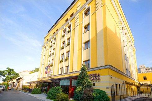 Hotelul de cinci stele Opera Plaza din Cluj-Napoca, afaceri de 2 mil. euro anul trecut