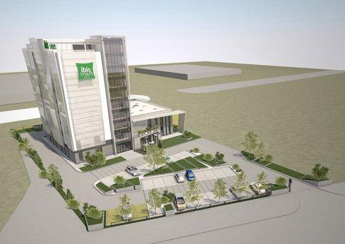 Hotelul ibis Styles din Arad se va deschide în octombrie
