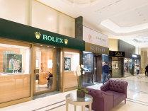 Galeria comercială de la parterul hotelului de cinci stele JW Marriott mai primeşte un chiriaş premium şi se poziţionează ca mall de lux