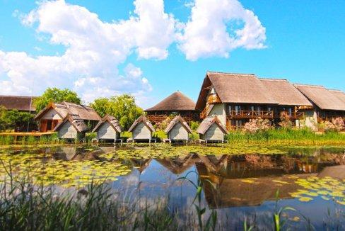 Complexul Green Village din Delta Dunării a ajuns la afaceri de 2 milioane de euro
