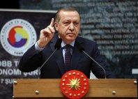 Eforturile lui Erdogan de a deveni stăpânul economiei trezesc temeri că Turcia va fi împinsă într-o criză valutară