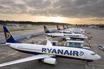 Ryanair anulează cursele către Timişoara, iar Tarom anulează cursele către Oradea şi Iaşi