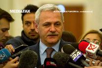 """Liviu Dragnea: 99% din Guvern """"ţine"""" cu mine; de câteva luni e tot prin anticameră pe aici"""